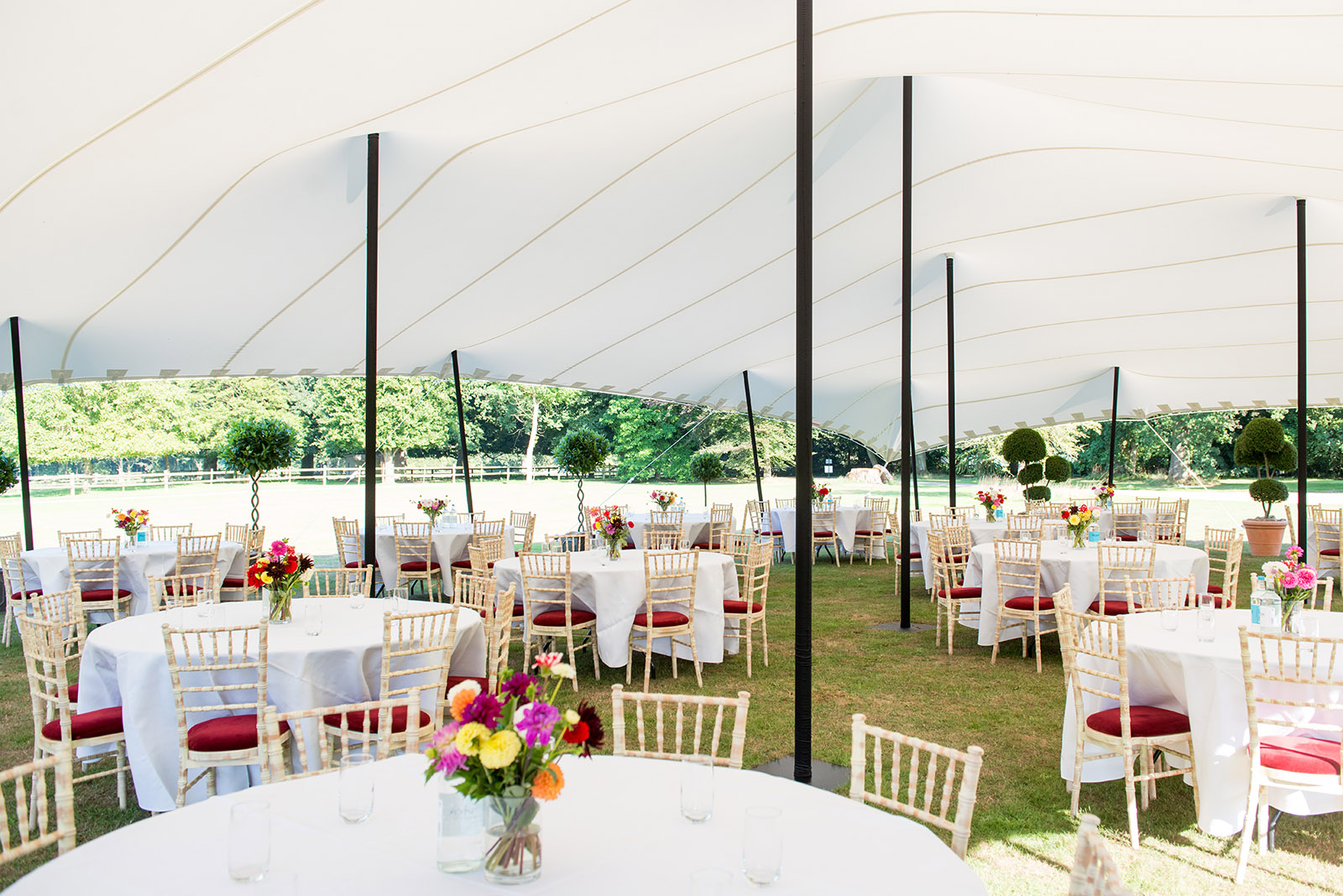 Corporate Tent Hire Norfolk